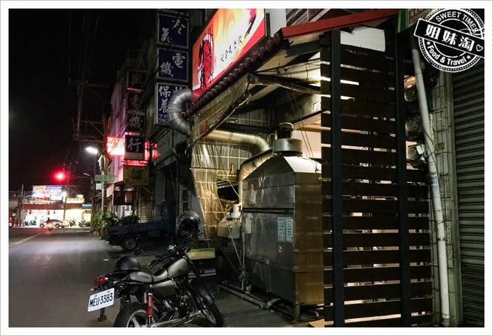 竹棧複合式餐飲外觀