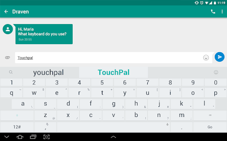 TouchPal - Cute Emoji Keyboard 5.7.4.4 screenshot 59290