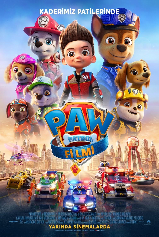 PAW PATROL FİLMİ (2021)