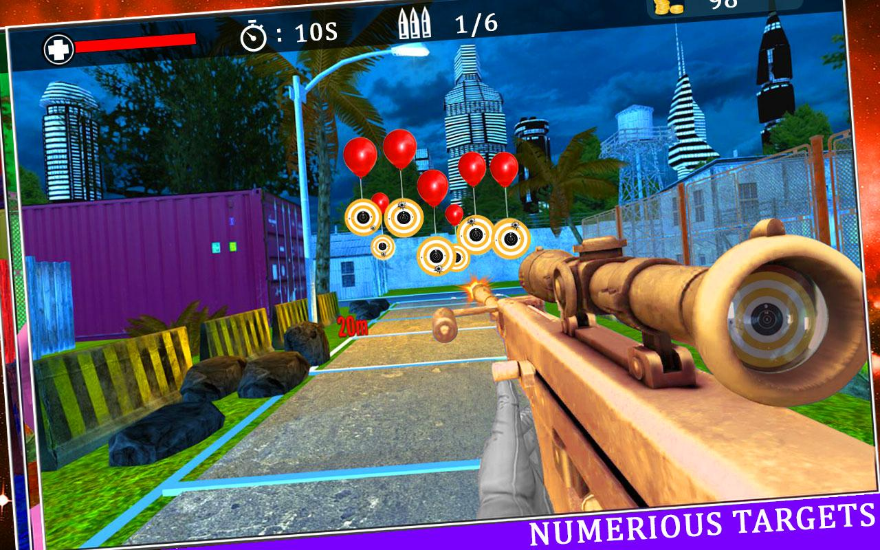 Shooter King- screenshot