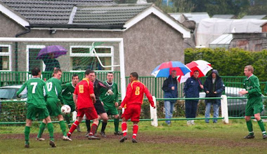 Photo: 19/04/08 v Afan Lido (WNL1) 2-1 - contributed by Paul Roth