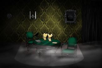 Photo: Кубки в интерьере. Покерный клуб.