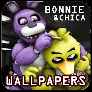 Fnaf Wallpaper Bonnie Chica 10 Apk Free Entertainment