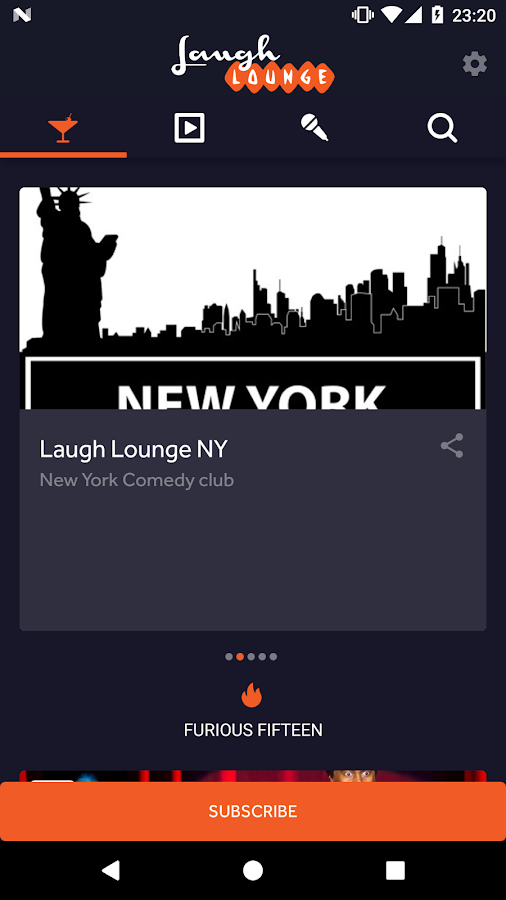 Laugh Lounge (Unreleased)- screenshot