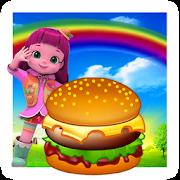 Rainbow! Ruby Burger Shop