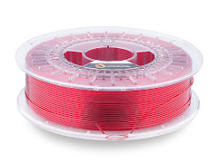 Fillamentum Red Hood Transparent CPE HG100 - 1.75mm (0.75kg)