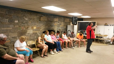 Photo: Steve Wronker Hypnosis Show (join us in June of 2015 for his return)