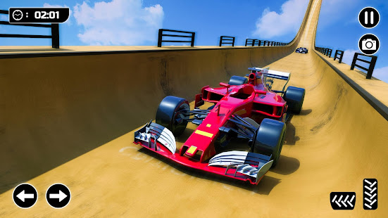 Mega Ramp Formula Car Stunts - New Racing Games for PC-Windows 7,8,10 and Mac apk screenshot 2