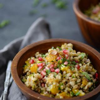 Jeweled Farro Salad.