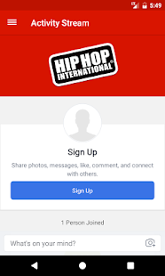 Hip Hop International - náhled