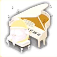 ピアノ饅頭