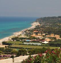 Photo: Spiaggia a Zambrone,Calabria.