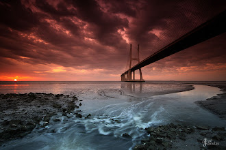Photo: Ponte Vasco da Gama