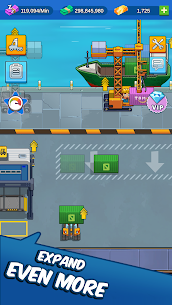 Transport It! – Idle Tycoon Apk Download For Android and Iphone 5