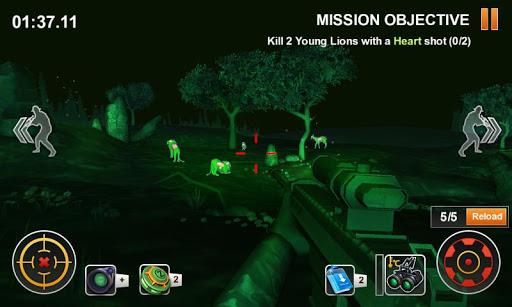 Hunting Safari 3D 1.5 screenshots 5