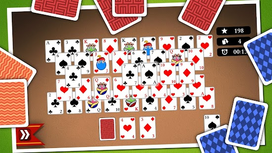 Pyramid Solitaire- screenshot thumbnail