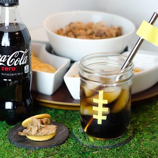 Coke Zero and RITZ® Crackers Pulled Pork Sliders