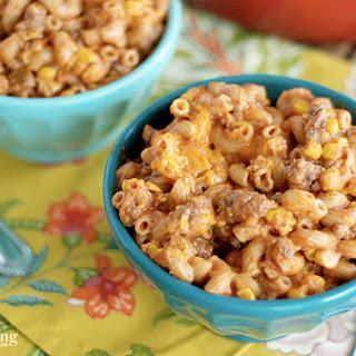 Macaroni Goulash.