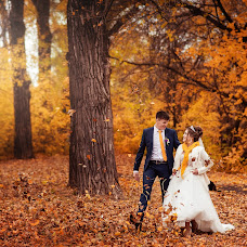 Wedding photographer Olga Nikolaeva (avrelkina). Photo of 17.10.2018