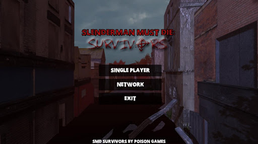 Slenderman Must Die: Survivors