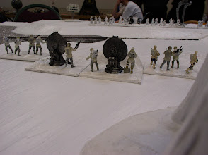 Photo: Scenerio 9: Hoth Last Stand - A closer look at the Rebel Artillery.