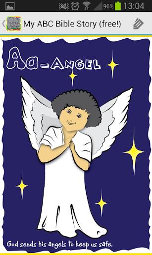 Alphabet ABC Bible Stories