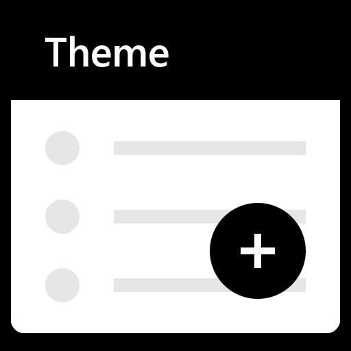 Theme — Black