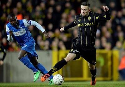 Watt a encore envie de jouer en Belgique mais pas au Lierse