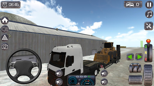 Truck Tractor Simulator 2019 modavailable screenshots 6