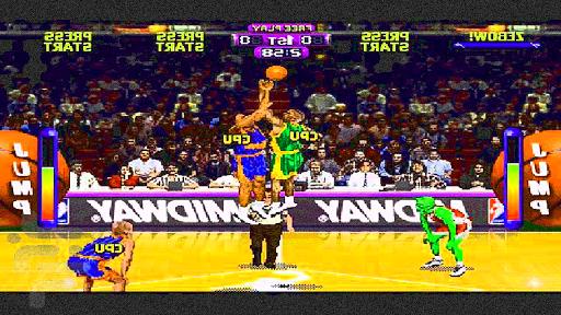 The N.B.A Hang-time Best Players 3.2 screenshots 2