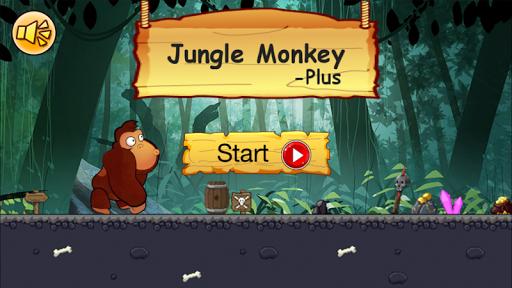 Jungle Monkey Plus