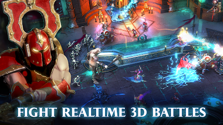 Warhammer Age of Sigmar: Realm War APK screenshot thumbnail 1