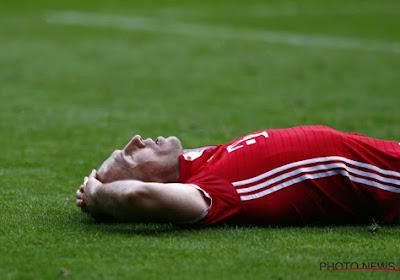 Arjen Robben heeft bij FC Groningen getekend