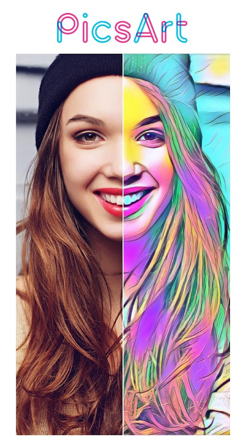 ‪PicsArt Photo Studio & Collage‬‏- لقطة شاشة