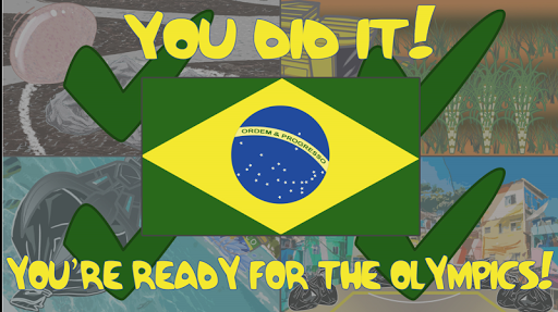 Spruce Up Rio