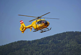 Photo: 1:3,3   Eurocopter EC 135   Robert Illmayer   Österreich