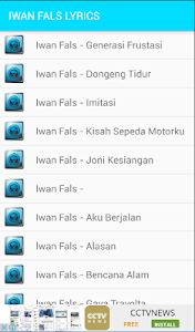 Lagu Iwan Fals screenshot 1