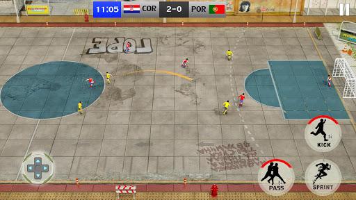 Street Soccer League 2020: Play Live Football Game 2.4 screenshots 5