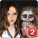 The scary doll +16 multi-language icon