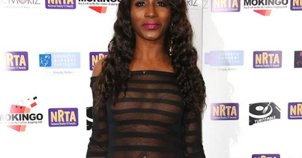 Sinitta is axed from Celebrity Big Brother