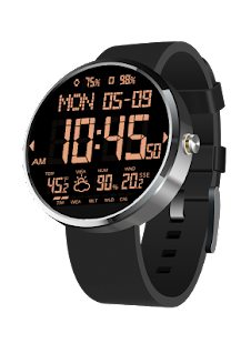 S03 WatchFace for Moto 360- screenshot thumbnail