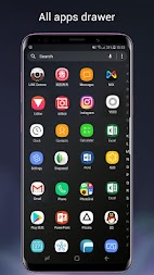 Super S9 Launcher for Galaxy S9/S8 launcher APK screenshot thumbnail 2