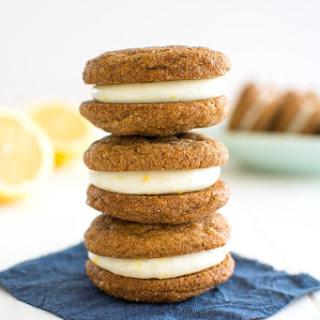 Ginger Lemon Cookies.