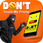 Don't Touch My Phone-Alert Security Alarm Android APK Download Free By GloriaTech Fortune Apps