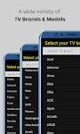 screenshot of Universal TV Remote Control