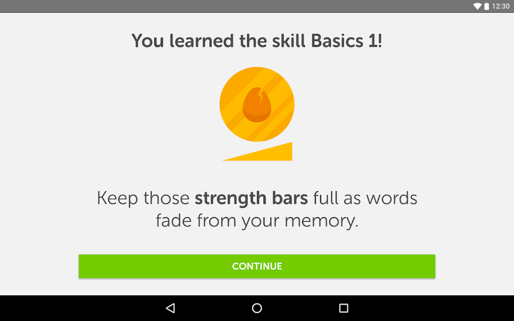 #13. Duolingo: Learn Languages Free (Android)