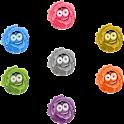 Crazy Flowers crush icon