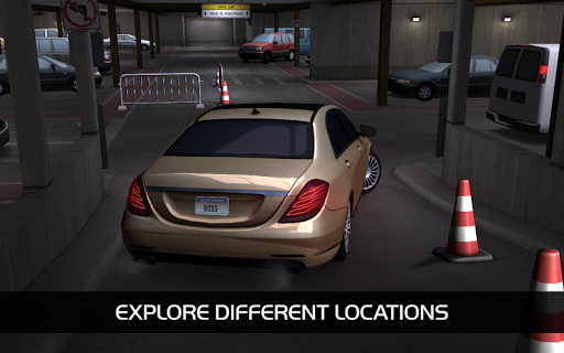 Valley Parking 3D  captures d'u00e9cran 2