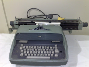 Photo: IBM 1950s Electric Typewriter