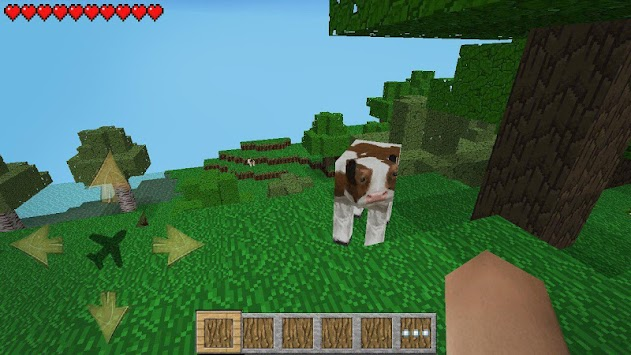 Live Craft : Survival and Creative apk screenshot